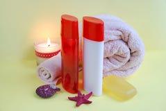 Shampoo Royalty-vrije Stock Afbeelding
