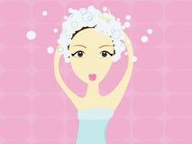 Shampoo Stockfoto