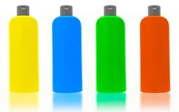 Shampoo bottle Stock Photography