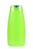 Shampoo bottle. Isolated on white Stock Photos