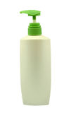 Shampoo bottle Stock Images
