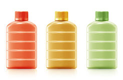 Shampoo Bottle Royalty Free Stock Photo