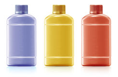 Shampoo Bottle Royalty Free Stock Photos