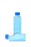Shampoo bottles Stock Photo