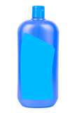 Shampoo container isolated Stock Images