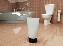 Shampoo-Gefäß Stockfotos