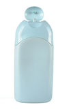 Shampoo or oil container Royalty Free Stock Photos