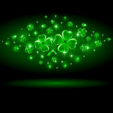 Shamrock Royalty Free Stock Images