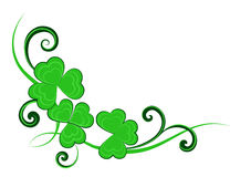shamrock Photographie stock