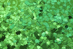 Shamrock background Royalty Free Stock Photography