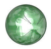 Shamrock ball Royalty Free Stock Images