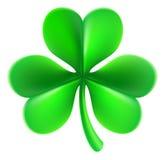 Shamrock Clover Leaf Stock Image
