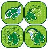 Shamrock design Royalty Free Stock Image