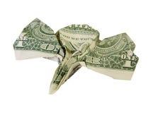 Shamrock dollar Stock Image