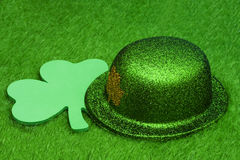 Shamrock Hat Stock Image