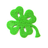 Shamrock  leaf Royalty Free Stock Photo