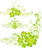 Shamrock para o dia de St.Patrick Imagens de Stock