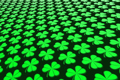 Shamrock Pattern Stock Photos