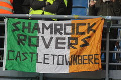 Shamrock Rovers Royalty Free Stock Photography