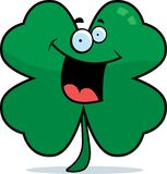 Shamrock Smiling Royalty Free Stock Photos