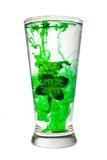 Shamrock Water Royalty Free Stock Image