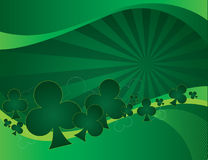 Shamrocks Stock Image