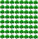 Shamrocks Stockfotos