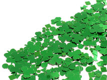 Shamrocks Foto de Stock