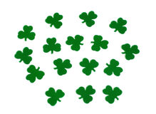 Shamrocks Stock Images