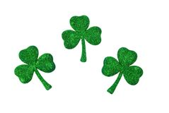 Shamrocks Royalty Free Stock Photo