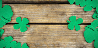 Free Shamrocks St Patrick Day Royalty Free Stock Images - 87170709