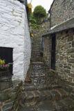 Shamshackle Steps, Clovelly Royalty Free Stock Photo