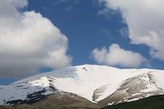 shan ουρανός βουνών tian Στοκ Φωτογραφίες