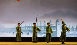 """Shan de huperetes-Shanxi Operatic""""Fu al  de Beijing†Fotos de archivo"""