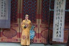 """Shan de Namaste alabanza-Shanxi Operatic""""Fu al  de Beijing†imagenes de archivo"""