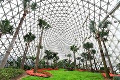 Shan Shanghai van Chen botanische tuin Royalty-vrije Stock Fotografie