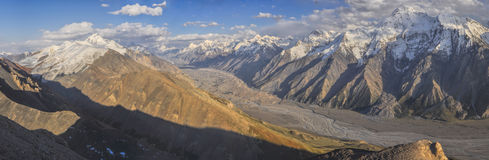 Shan w Kirgistan fotografia stock