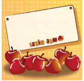 Shana Tova greeting Stock Photo