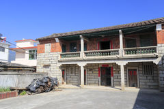 Shanchong ancient dwellings Stock Images