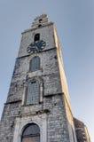 Shandon wierza w Korkowym mieście, Irlandia zdjęcie stock