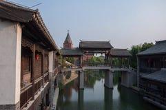 Shandong zhang più taier Immagini Stock