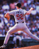 Shane Bowers Minnesota Twins Pitcher. Stock Image