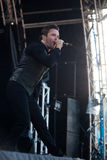 Shane Filan live at the Westport Festival Stock Photo
