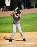 Shane Halter Detroit Tigers royaltyfria bilder