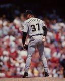 Shane Reynolds, jarro de Houston Astros Foto de Stock Royalty Free