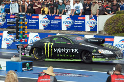 Shane Tucker Pro Stock. Shane Tucker's Pro Stock Monster Energy at the Fuchs Winternationals, June 2012, Willowbank Raceway, Queensland, Australia. Shane Tucker Stock Images