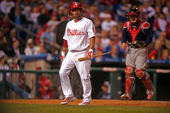 Shane Victorino Royalty Free Stock Photography