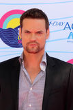 Shane West. LOS ANGELES - JUL 22:  Shane West arriving at the 2012 Teen Choice Awards at Gibson Ampitheatre on July 22, 2012 in Los Angeles, CA Royalty Free Stock Photo