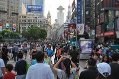 Shangai Stockbilder