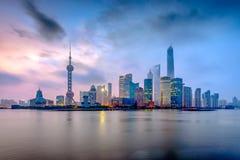 Shangai, China de la Federación fotografía de archivo libre de regalías